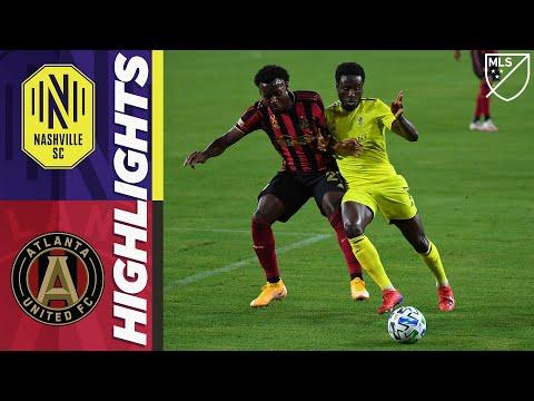 Nashville SC Atlanta United Goals And Highlights