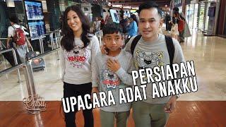 Gambar cover The Onsu Family - Persiapan UPACARA ADAT Anakku