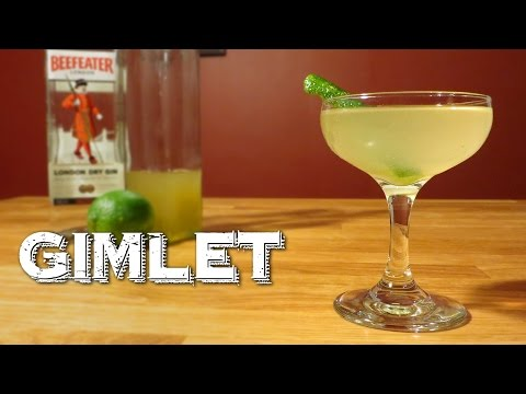 Gimlet - How to Make the Classic Gin Cocktail That Was a Ray