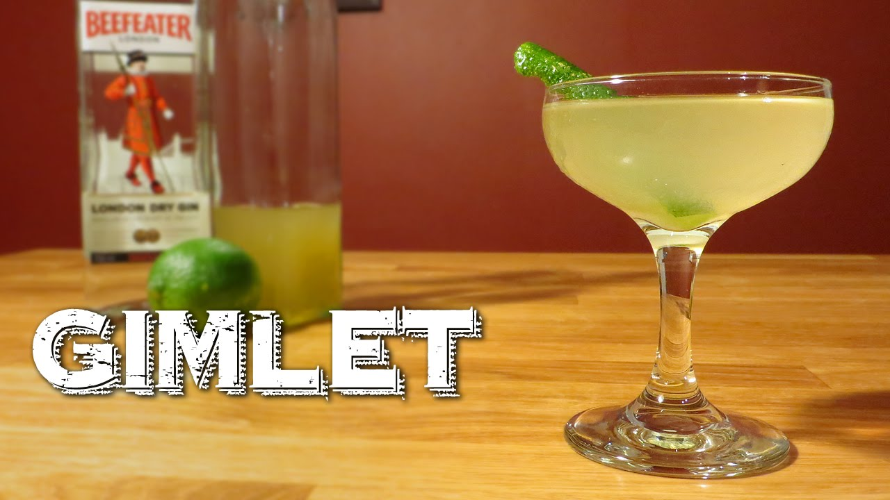 Gimlet - How to Make the Classic Gin Cocktail That Was a Raymond ...