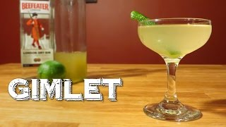 Gimlet - How To Make The Classic Gin Cocktail That Was A Raymond Chandler Favorite
