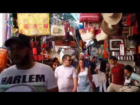 Shopping in Souk Medina Tunis, Summer 2016 Tunisia