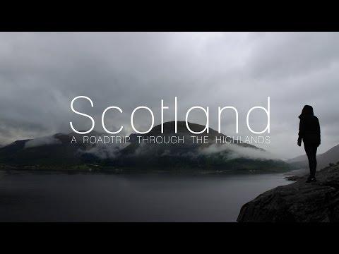 Scotland - A trip through the highlands