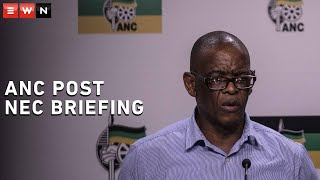 After the African National Congress's national executive council over the weekend, ANC secretary-general Ace Magashule said during a media briefing on Wednesday that the NEC decided its Limpopo treasurer-general Danny Msiza and provincial party chair Florence Radzilani should be reinstated with immediate effect after being suspended for over two years.