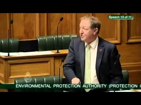 Environmental Protection Authority Amendment Bill - First reading - Part 11