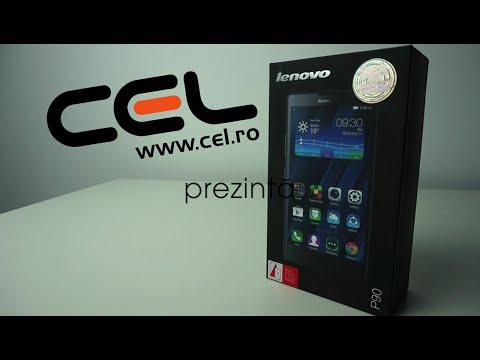 UNBOXING & REVIEW - Lenovo P90 - CEL.ro
