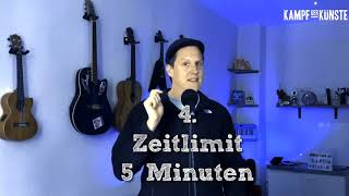 Stream of Poetry Slam – Das Festival (Runde 1)