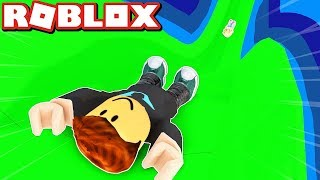 999.999 KM/H SLIME SLIDE IN ROBLOX!