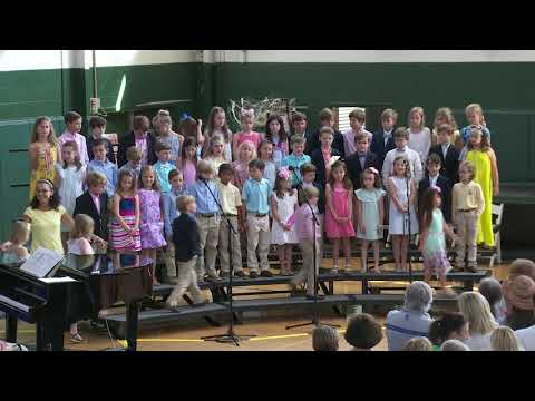 Frederica Academy May Day 2019