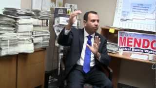 Your City TV: Interview with Assemblyman Tony Mendoza, Candidate for Central Basin Water Board