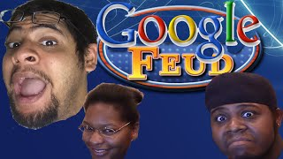dysfunctional family feud chavezz and the homies play google feud