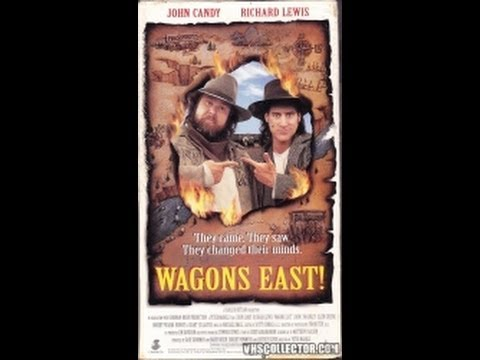 Wagons East! is listed (or ranked) 24 on the list The Best John Candy Movies of All Time, Ranked