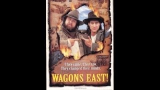 Opening To Wagons East! 1994 VHS