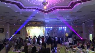 свадьба в зале Лейла