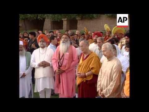 India - Dalai Lama's 60th Birthday & Ceremony