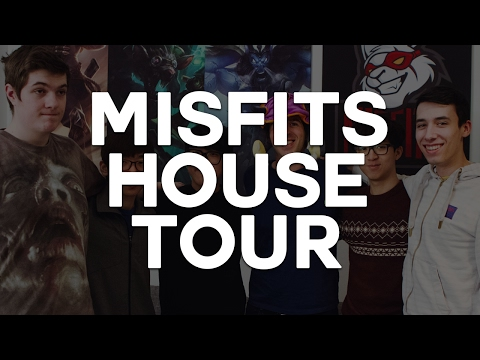 Misfits House Tour [LCS]