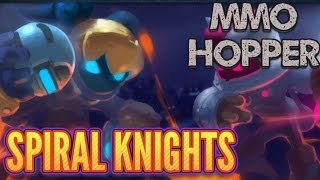 MMO Hopper #32: SPIRAL KNIGHTS worth playing?