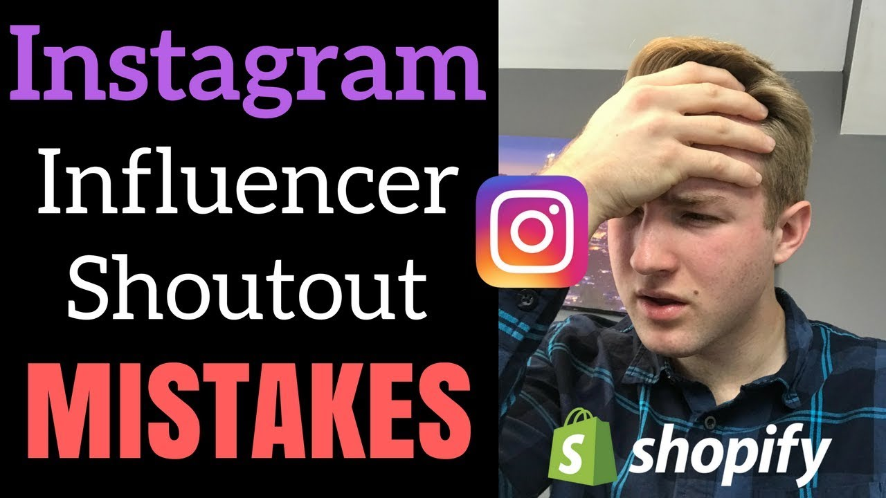 Biggest Mistakes You Are Making With Shoutouts Instagram Influencers
