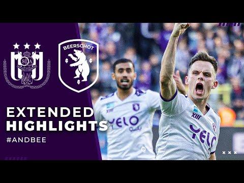 Anderlecht Beerschot Goals And Highlights