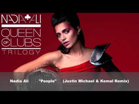"Nadia Ali ""People"" (Justin Michael & Kemal Remix)"