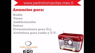 """""""Artisticas para radios Gratis"""" http://pedrohorcacitas.mex.tl"""