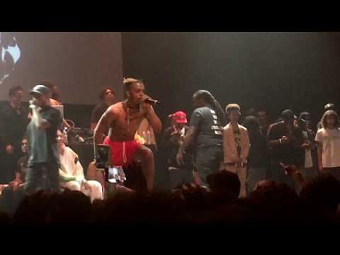 XXXTentacion - Gospel (Live In LA, 6/6/17)