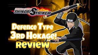 Download Video How Good Is the 3rd Hokage in Naruto to Boruto Shinobi Striker MP3 3GP MP4