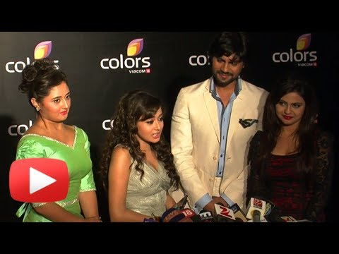 Colors Uttaran Uncut Interview At Colors After Party