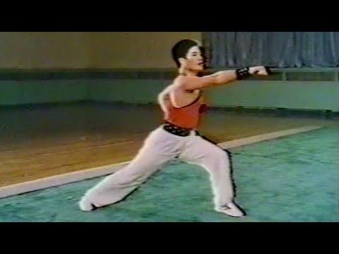 【武術】1976 邱建国 (南拳) / 【Wushu】1976 Qiu Jianguo (Nanquan)