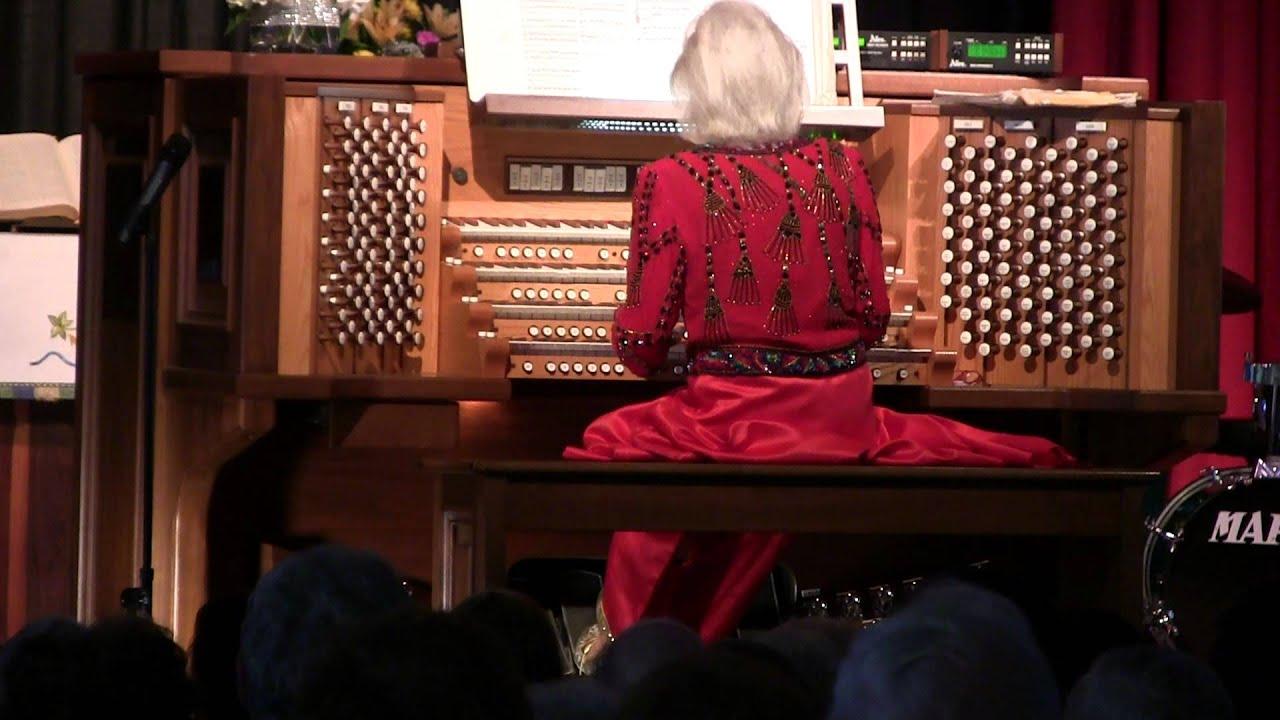 Diane Bish - Ocean City NJ - Allen Organ