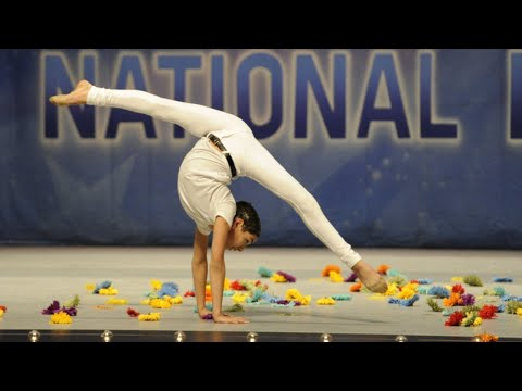 Gavin Morales Dance Evolution (Age 6-14)