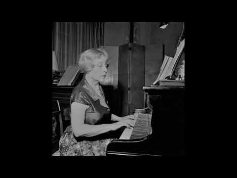 Sicilienne, BWV 596 - Yvonne Lefebure