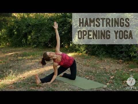 Hamstrings & Pelvis Opening Yoga Routine: Limber Base (open level)
