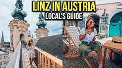 THINGS TO DO IN LINZ OUR HOMETOWN IN AUSTRIA