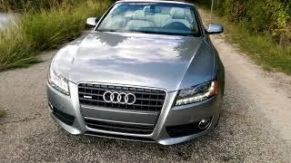 2010 Audi A5 Cabriolet Videos