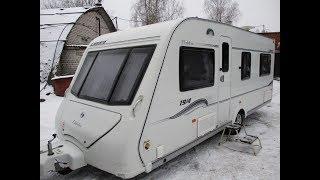 Жилой прицеп,караван,автодом,кемпер ELDDIS 2009 года 5 мест (Дом на колёсах)