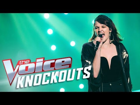 Berni Harrison performs Love On The Brain | The Voice Australia 2017