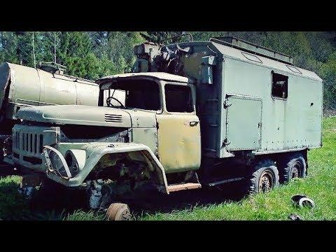 ЛУЧШИЙ схрон ВОЕННОЙ ТЕХНИКИ, который я когда либо видел!  abandoned military equipment