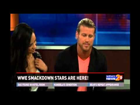 are dolph and aj dating in real life