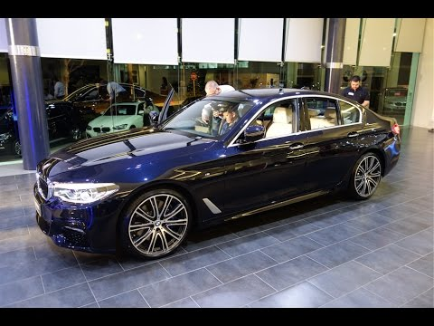 2017 bmw 5 series g30 full tour remote park assist demo autoreview youtube. Black Bedroom Furniture Sets. Home Design Ideas
