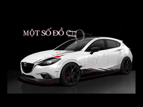 Mazda 3 cần lắp thêm phụ kiện gì ???