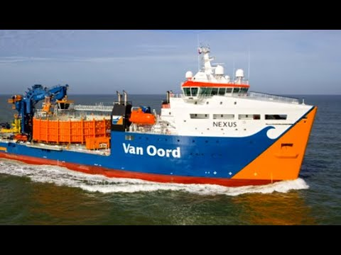 Top 10 Largest Cable laying Ships Working at Sea