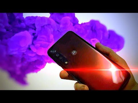 Motorola G8 Plus обзор | Обзор Моторола G8 плюс
