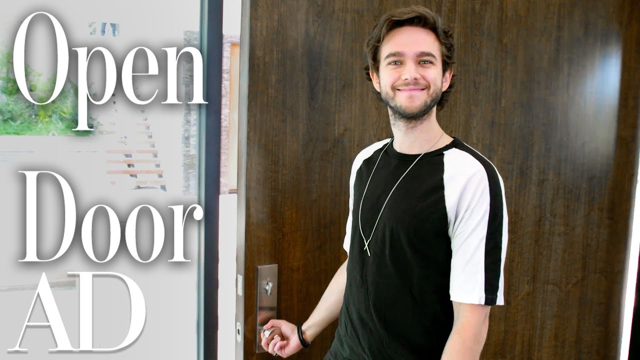 Inside Zedd's $16 Million Mansion That Has A Skittles