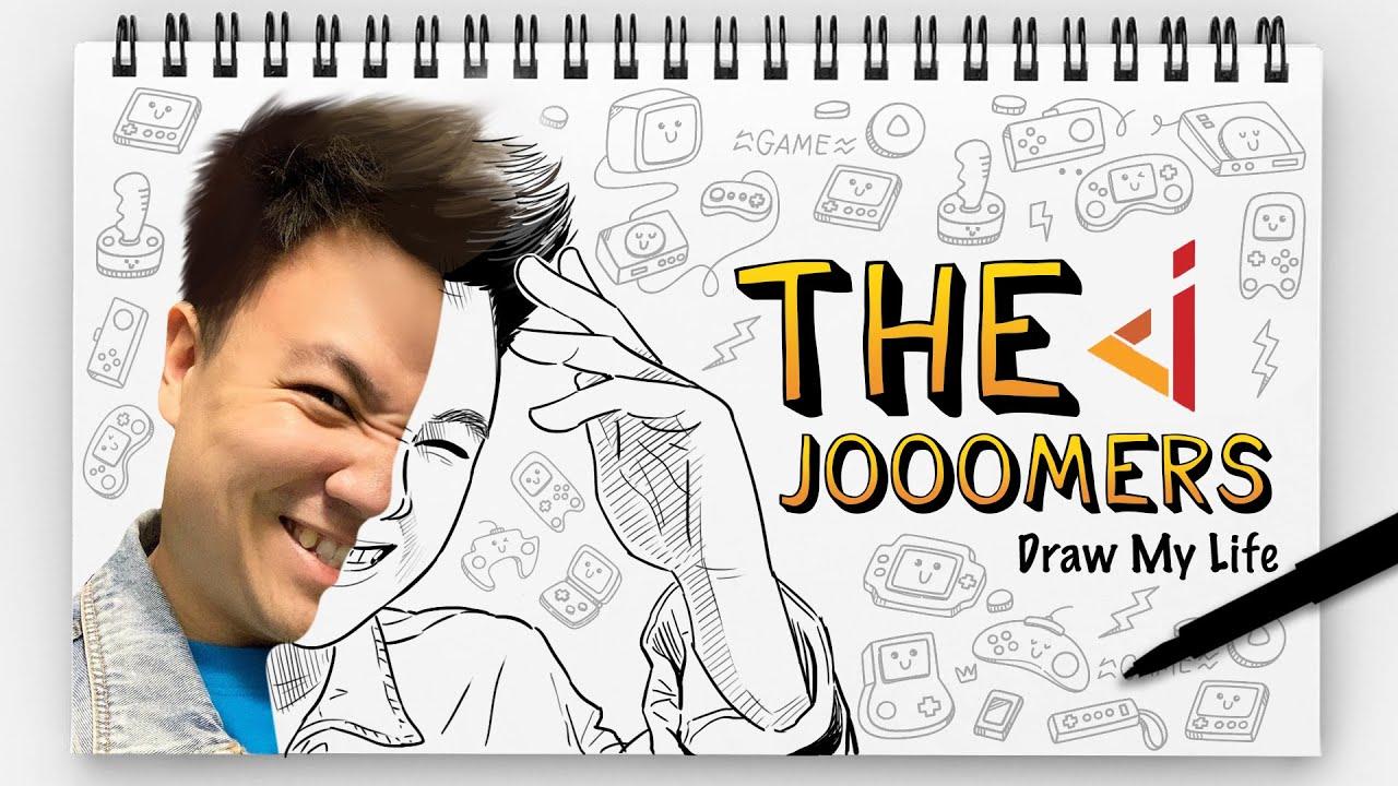 THE JOOOMERS - DRAW MY LIFE INDONESIA