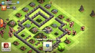 Clash Of Clans - TOP 5 STRANGE/GLITCHED BASES OF 2016! Insane Village Glitches!? Real Or Fake?