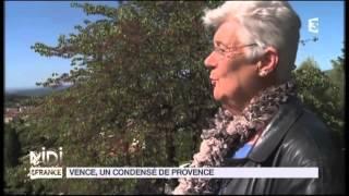 SUIVEZ LE GUIDE : Vence, un condense? de Provence