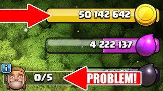 SUPERCELL.....WE HAVE A PROBLEM! - Clash Of Clans