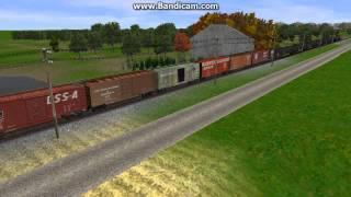 Trainz 12: Echoing K5LA Horn
