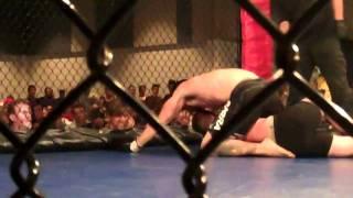 Matt Busker vs Cy Nelson - Cage Wars IX